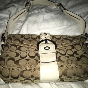 Coach purse! Mint condition! Like new